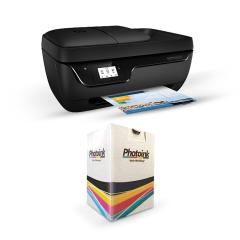 HP Deskjet Ink Advantage 3835 Yazıcı VE KOLAY DOLUM SETLİ (F5R96C)