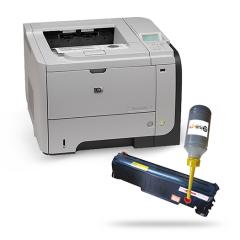 HP LaserJet Pro P3015D DOLAN TONERLİ Süper hızlı Yazıcı LASER YAZICI (1 Sayfa Baskı  0,02 TL)