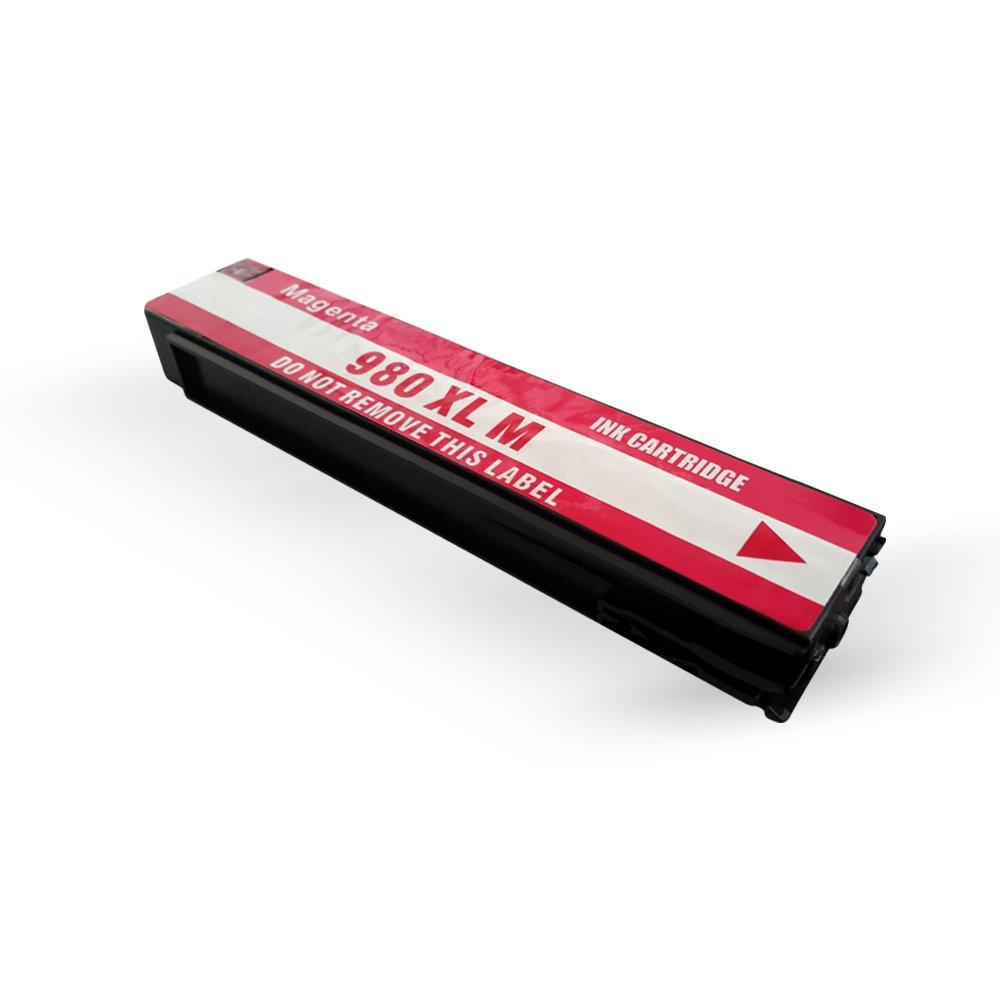 BK HP 980XL UYUMLU Kırmızı KARTUŞ - HP X555dn/ X555xh/ X585dn/ X585f