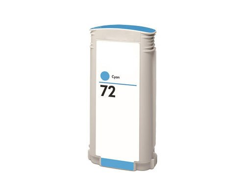 HP 72 C9371A (130ML) Mavi İthal Muadil Mürekkep Kartuş
