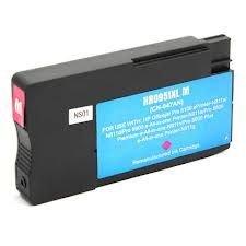 BK HP 951XL UYUMLU KIRMIZI KARTUŞ - Pro 8600 Plus/ Pro 251/ Pro 276/ Pro 8100/ 8610/ 8620