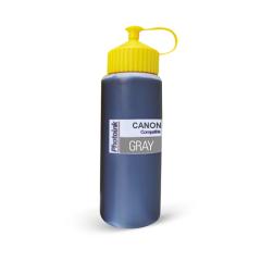 5 yada 6 Kartuşlu Canon uyumlu 500 ml 526BK Gri Mürekkep
