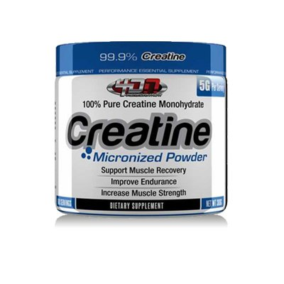 Effects of creatine use in adults