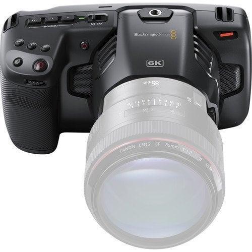 Blackmagic Design Pocket Sinema Kamera 6k Klasfoto Com Tr