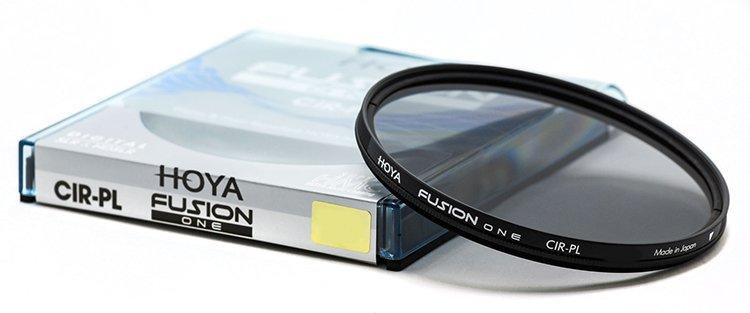 Hoya 82mm Fusion One Circular Polarize Filtre