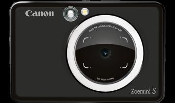 Canon Zoemini S Sipsak Fotograf Makinesi Siyah Klasfoto Com Tr