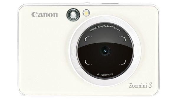Canon Zoemini S Sipsak Fotograf Makinesi Inci Beyazi Klasfoto
