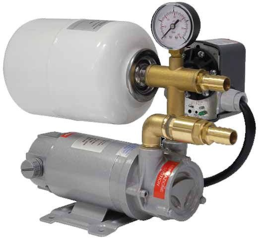 Hydro-A Compact Water Pressure System