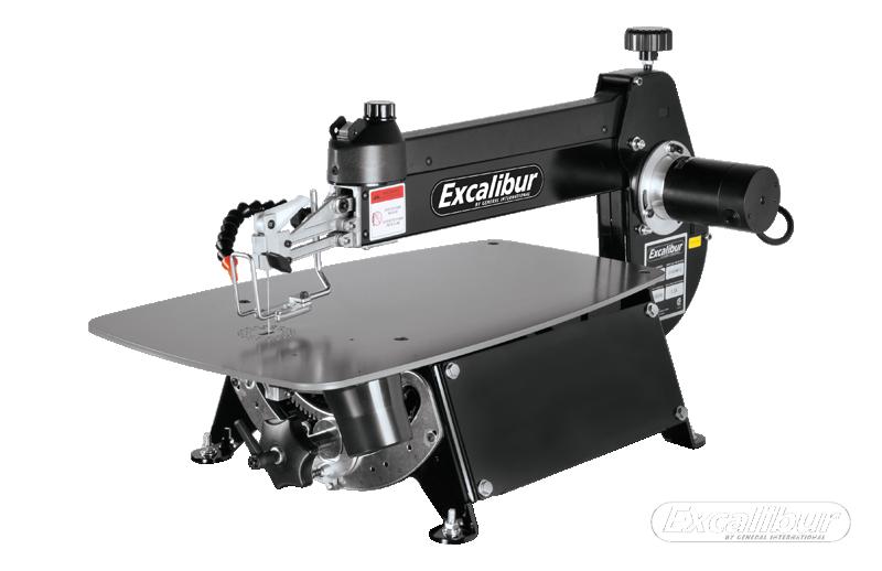 Excalibur Kıl Testere Makinası 16''